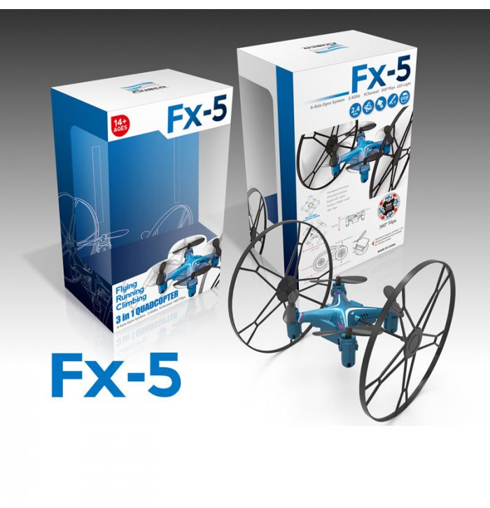 Quadcopter Fineco FX 5